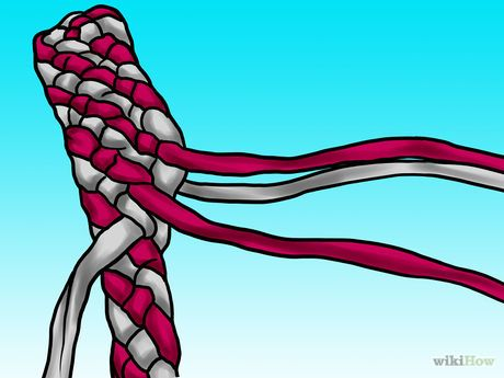 Bildtitel Weave a Rag Rug Step 6