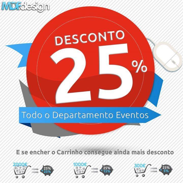 BOAS Noticias para esta época de festas TODOS os produtos do departamento de eventos no nosso site está com 25% Aproveite!!!!! http://ift.tt/2r9YTzt - http://ift.tt/29XdScI