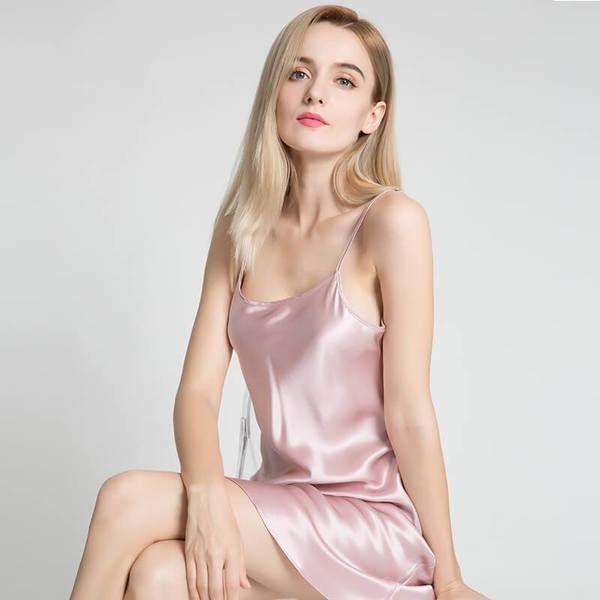 BEAUTY NIGHT Nicole Luxury Super Soft Decorative Dress and Matching G-String Set