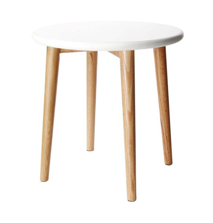 Maestro Side Table Wide - Matt Blatt