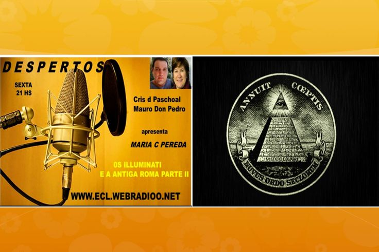 Programa Despertos: Os Illuminati na Antiga Roma