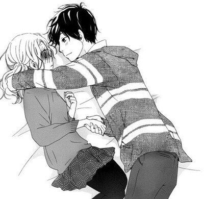 Image about girl in mangas couples by Laurine