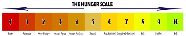Am I hungry?   Physical Hunger and Emotional Hunger   The Hunger Scale