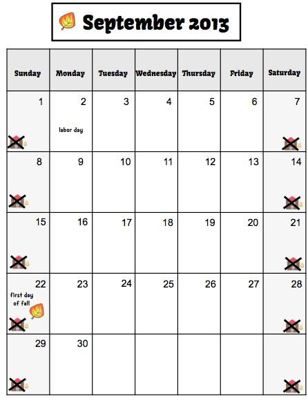 Weekly Calendar Autism : Best images about schedules for children with autism on