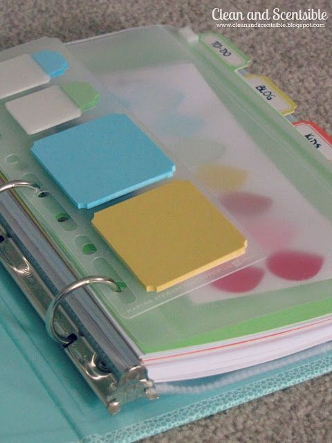 How To Create a To-Do List Binder [Tutorial]