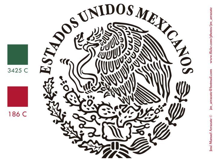 Escudo Mexicano by Karontrix
