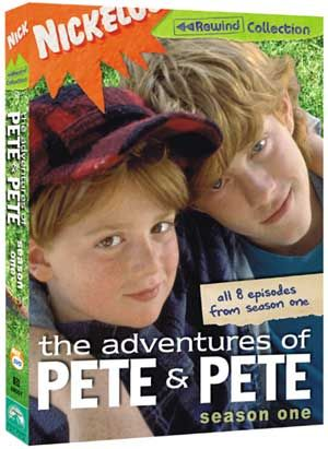 The adventures of Pete and Pete!