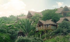 An ocean-views villa at Siete Lunas