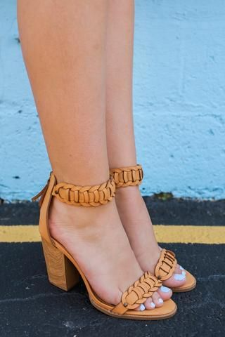 Spice Up Your Life Heels