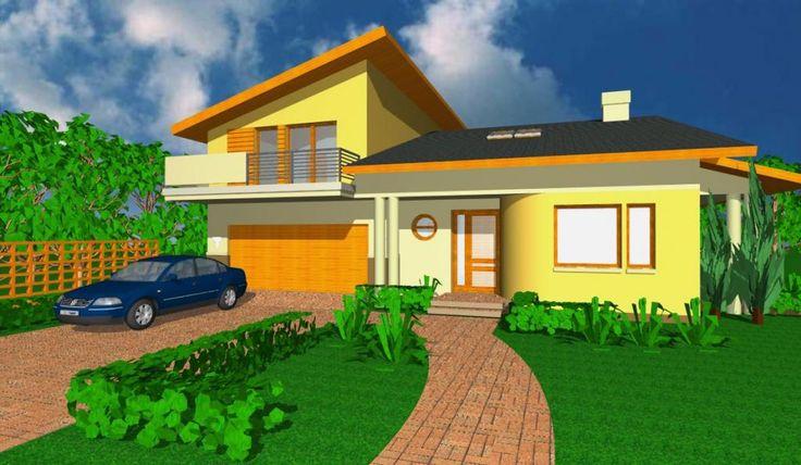 - Tatabánya családi ház, felépítve még jobb lett