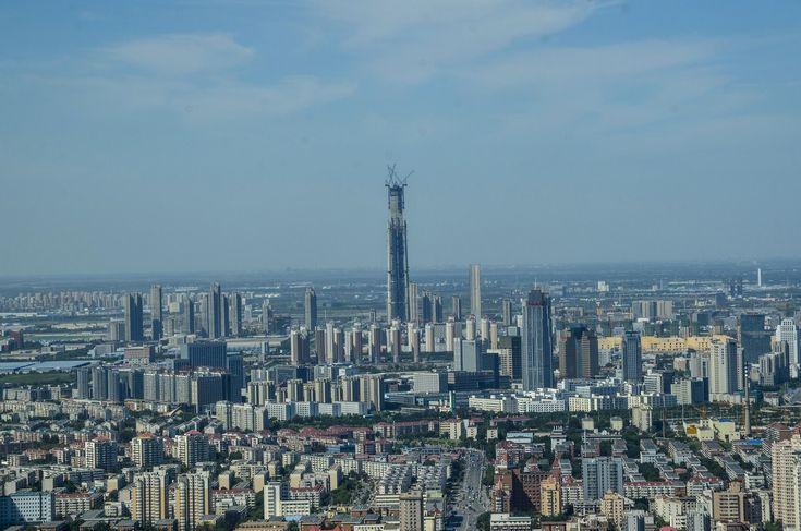 TIANJIN | Goldin Finance 117 | 597m | 1957ft | 117 fl | U/C - Página 82 - SkyscraperCity