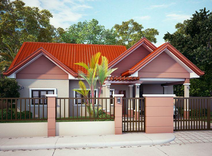 Small House Designs Series SHD2014009 Pinoy ePlans Modern