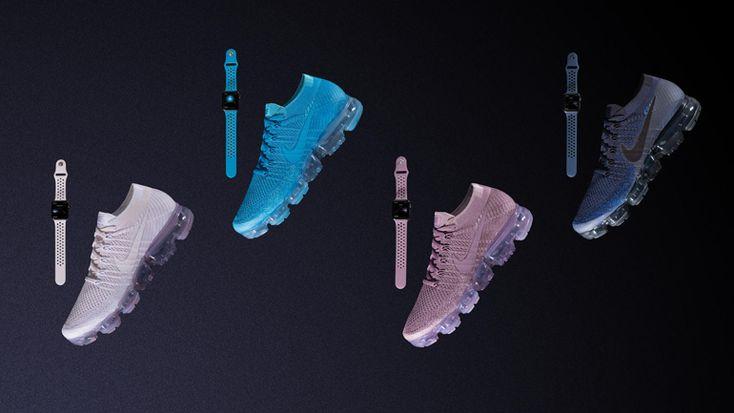 「Apple Watch Nike+」向けに4つの新色ナイキスポーツバンド