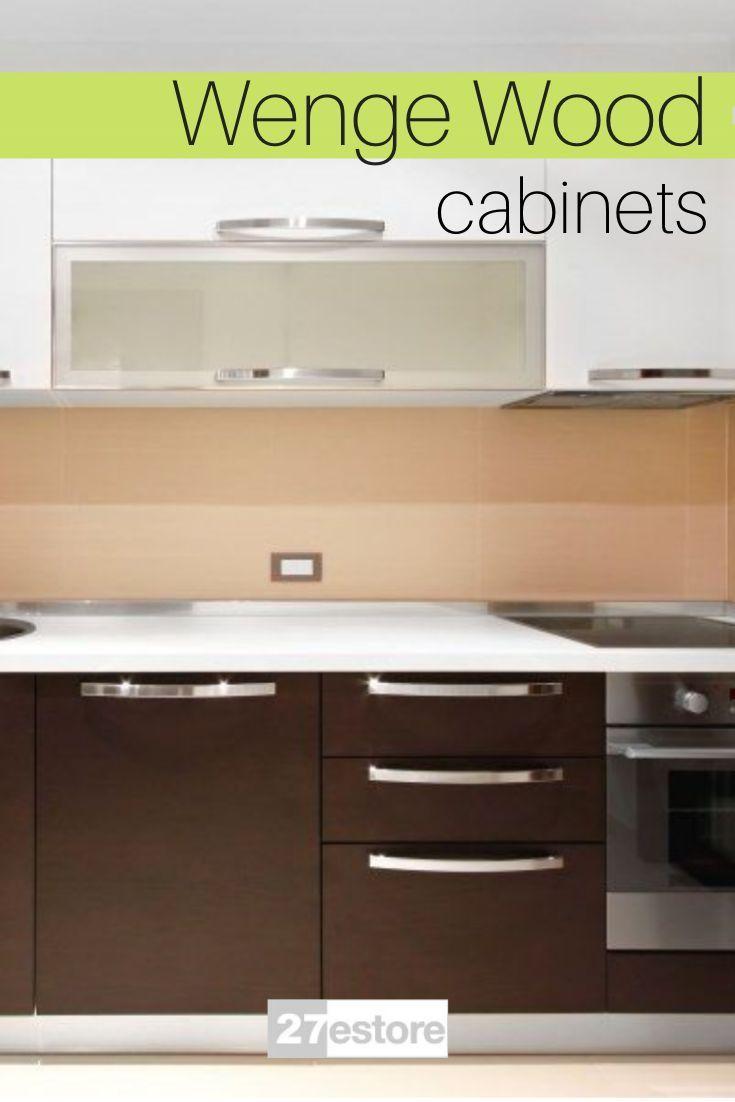 Wenge Wood Veneer Cabinet Doors In 2020 Wood Cabinet Doors Wood Cabinets Cabinet Doors