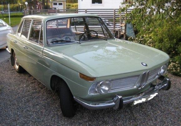 1963 BMW 1500 Sedan For Sale Front
