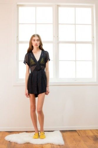 The One playsuit