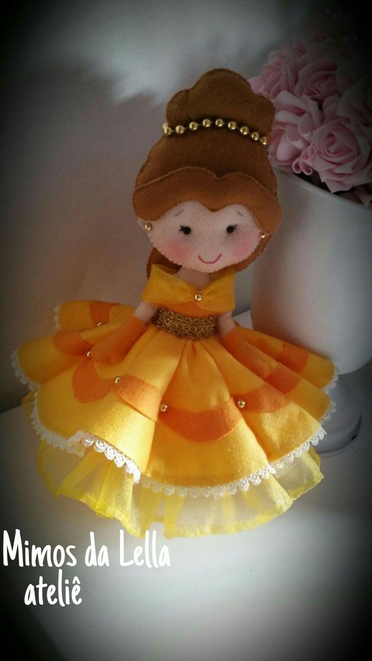 Princesa Bela, do meu jeito