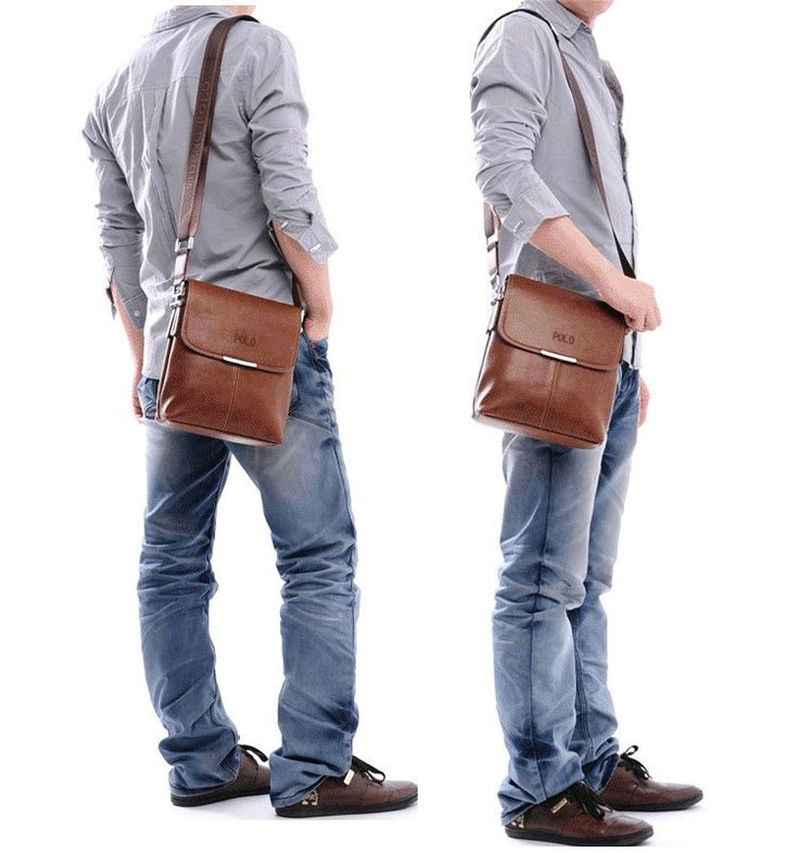 Good offer, one day left for this cool leather bag