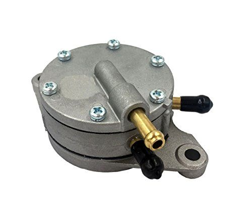Fuel Pump for Yamaha Gas Golf Cart G2 G9 G11 G14 Model J38-24452-19-00  Replaces OEM Part Number J38-24452-19-00  Yamaha Gas Golf Cart G2 G9 G11 G14 Model  HOOAI- US Direct Shipping provides 90 days warranty for all items from us!  Please check our photos and make sure the part shown looks identical to your stock one.  Great quality pump, lifetime warranty against factory defects.
