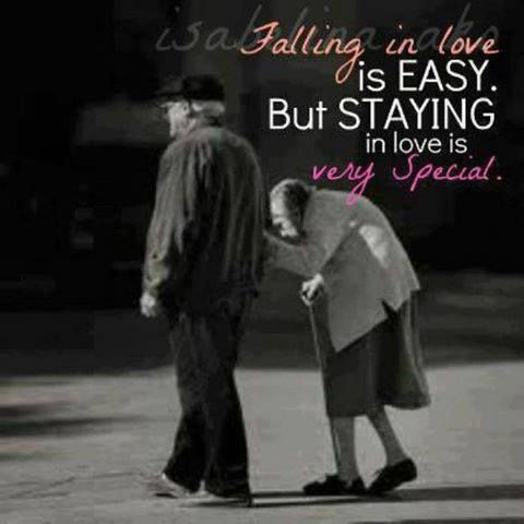Staying in love... even after every breakup