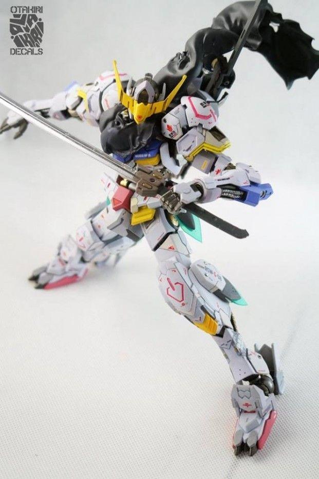 1/100 Gundam Barbatos work...