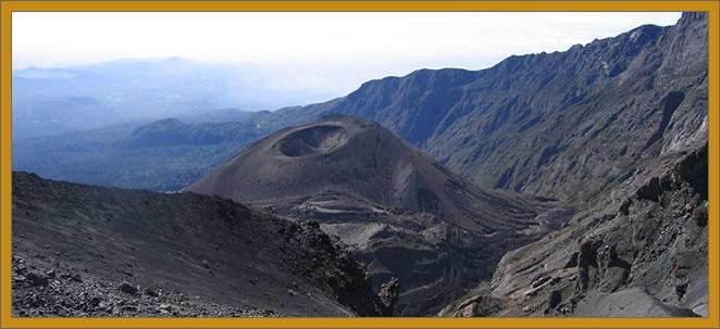 Mt. Meru, Tanzania