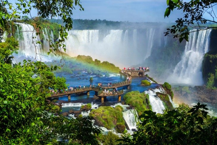 イグアスの滝/アルゼンチン&ブラジル