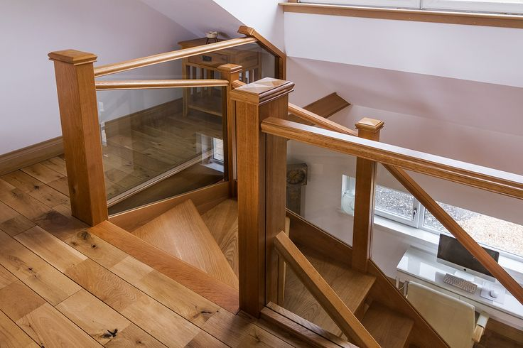 Image result for top winder oak staircase