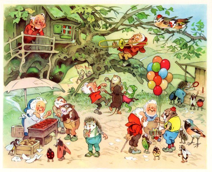 17 besten Zwergenland Bilder auf Pinterest  Gnome