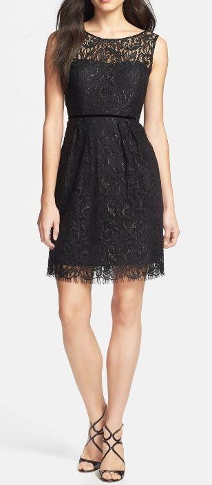 Little black dress by Jenny Yoo