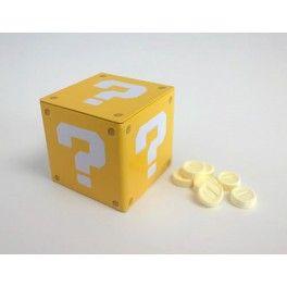 Bonbons Nintendo : Boîte mystère Mario