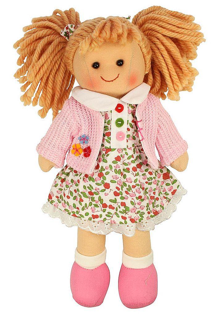 Lalka dla dziewczyn. Paulinka, 30 cm, Bigjigs Toys