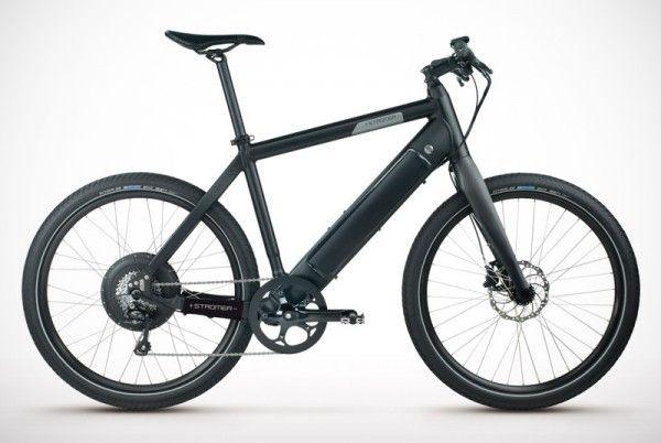 Stromer ST1 Elite: een stijlvolle elektrische fiets -