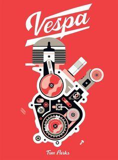 """Vespa"" - The New Yorker                                                       …"