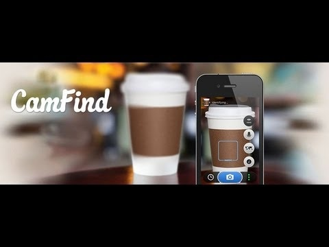 The CamFind iPhone Camera Search App Will Blow Your Mind! (Video)  - http://crazymikesapps.com/camfind-iphone-camera-search-app/