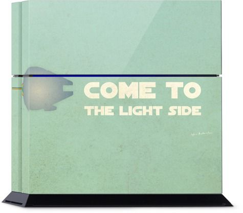 Come to the light side PlayStation by Sylwia Borkowska   Nuvango