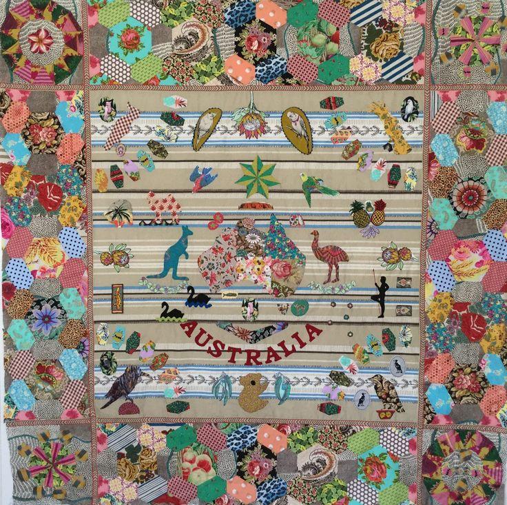 10 best Australian quilts images on Pinterest   Books, Cushions ... : quilting books australia - Adamdwight.com