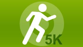 Get running with Couch to 5K - Running plan developed to help absolute beginners get into running