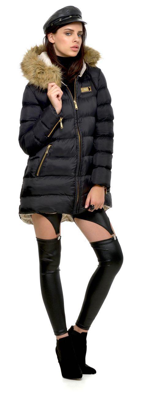Biston Ladies' Jackets Autumn Winter 2015-2016. More at www.biston.gr