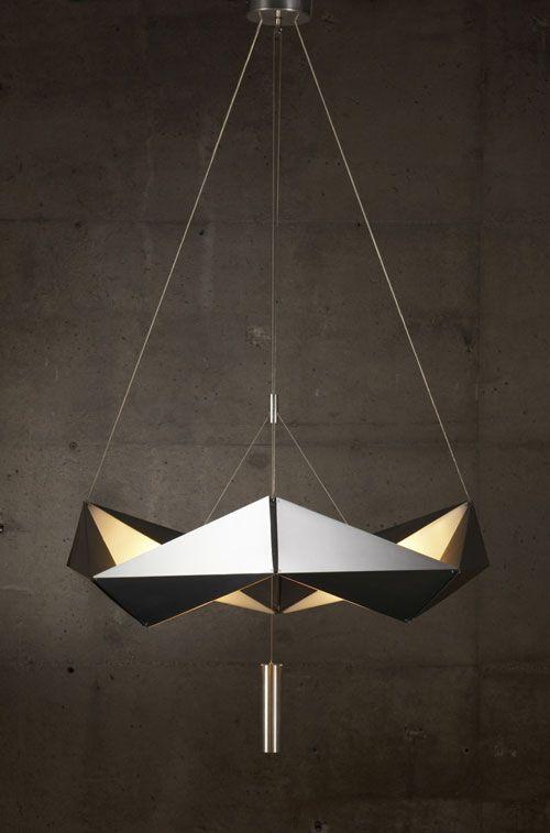 Metamorphosis Pendant Light By Bo Sung Kim.