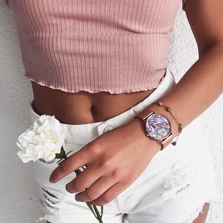 Heart Delicate Bracelet Rose Gold