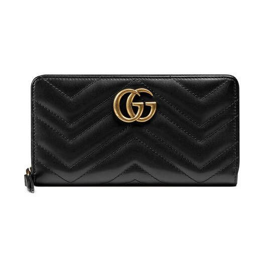 3935f206358 Gucci Icon Gucci Signature wallet - Gucci Women s Zip Around 409342CWC1G1000