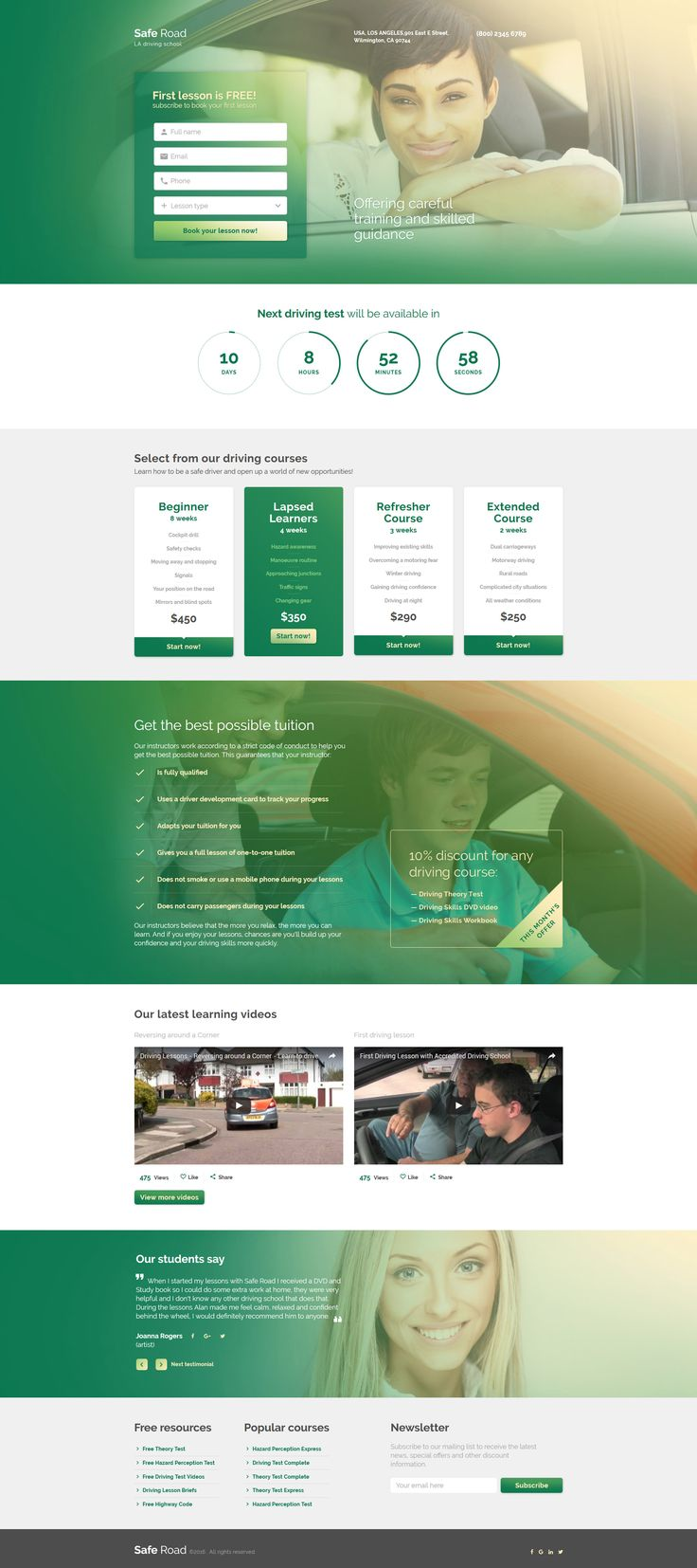 137 best Landing Pages images on Pinterest | Landing pages ...