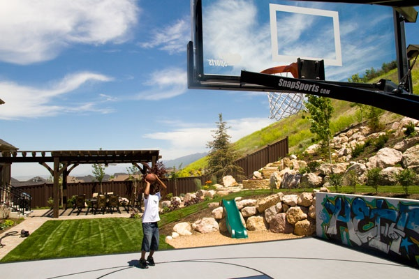 24 Best Images About Home Multi Sport Basketball Game