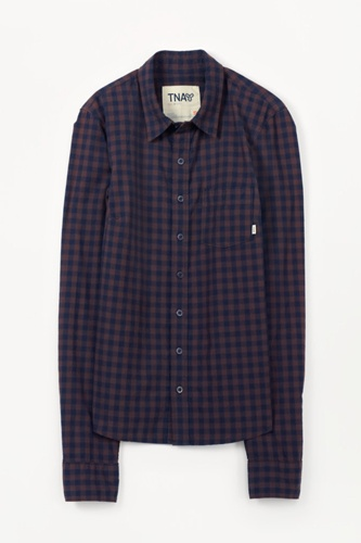 10 fresh flannels we're cozying up to this weekend
