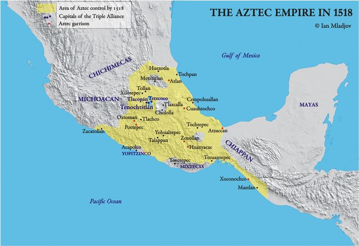 What Caused the Aztec Empire to Fall? Scientists Uncover New Clues