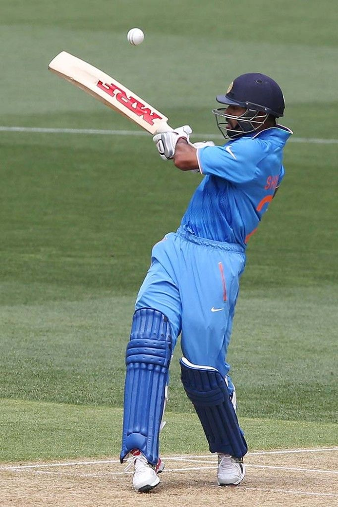 Shikhar Takes #India To A Promising Level Hitching South Africa Down With An Emphatic Win Of 130 Runs!
