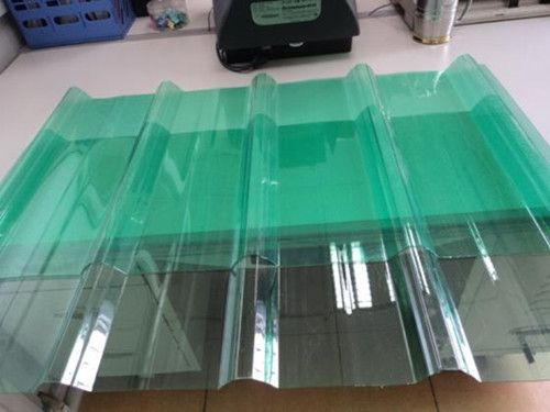 Low Cost Transparent Clear Corrugated Plastic Roofing