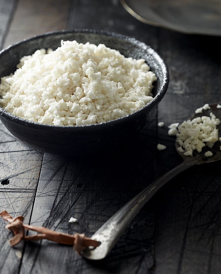 Cauliflower Rice - Pete Evans
