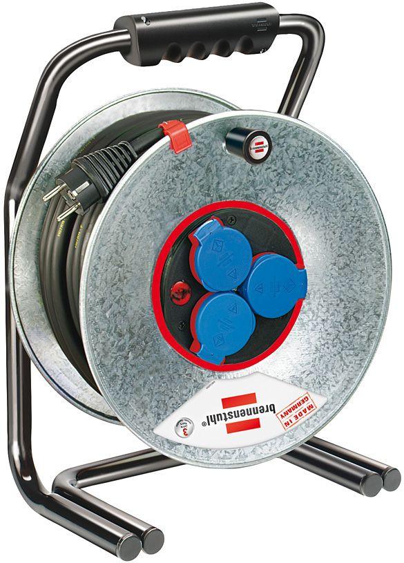 Brobusta S Bretec IP44 Kabeltrommel 40m H07RN-F 3G1,5   Brobusta® Kabeltrommeln   brennenstuhl®